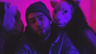 Watch Now: Sam Lachow - Albino Rhino (feat. Nacho Picasso) [prod. Paranoid Afterparty]