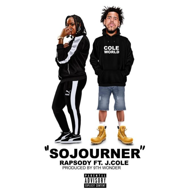 Listen Now: Rapsody - Sojourner (feat. J. Cole) [prod. 9th Wonder]
