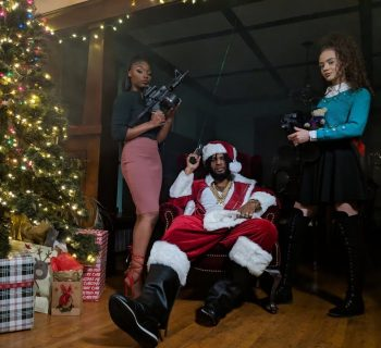 Watch Now: Raz Simone - Santa Claus [prod. Tarek Holmes]
