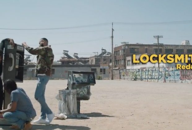 Watch Now: Locksmith - Rederik [prod. Decap]