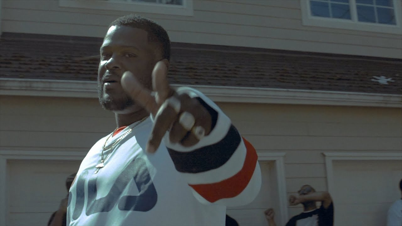 Watch Now: King Leez - Up To Me [prod. Antwon Vinson]