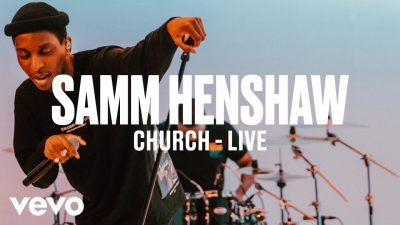 Watch Now: Samm Henshaw - Broke x Church (Live)