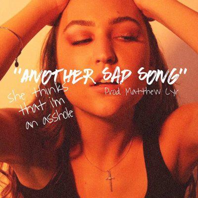 Listen Now: Zhero - Another Sad Song [prod. Matthew Cyr]