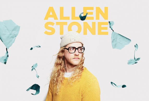 Watch Now: Allen Stone - Naturally (Live at Studio X)