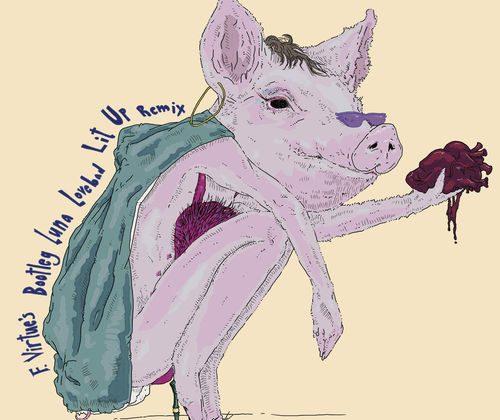 Listen Now: F. Virtue - F. Virtue's Bootleg Luna Lovebad Lit Up Remix