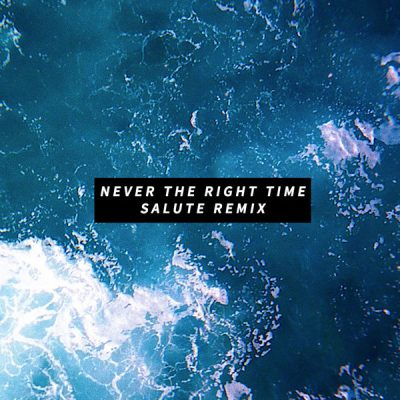 Listen Now: Janine - Never The Right Time (salute Remix)