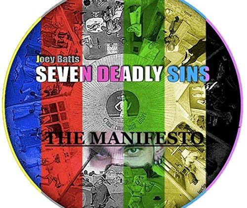 Stream: Joey Batts - <i>7 Deadly Sins: The Manifesto</i>