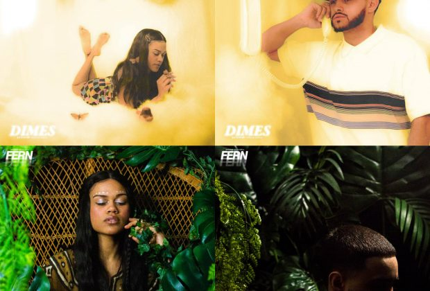 Watch Now: jus lovehall & Tekowa Lakica - Dimes [prod. foisey] x Fern [prod. Wrex Mason]