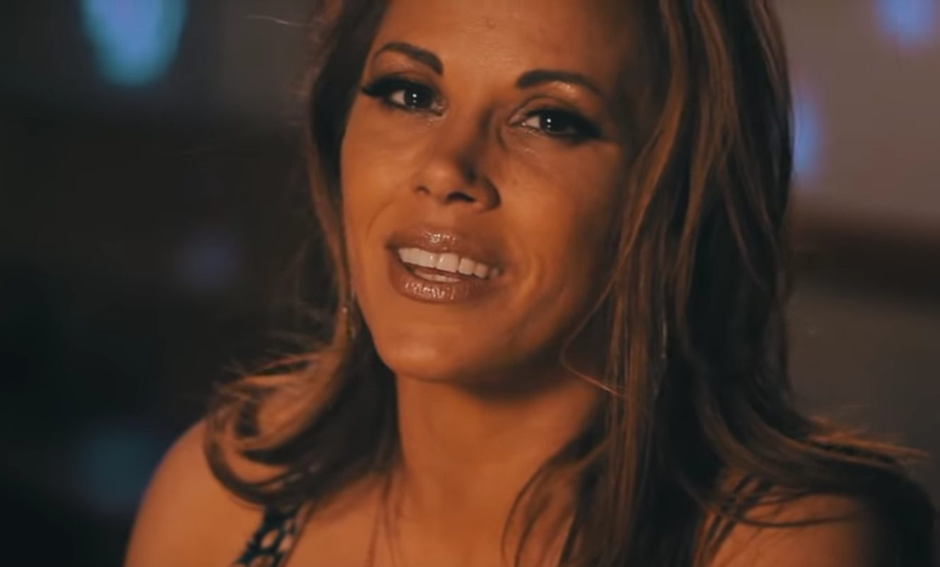 Watch Now: Mickie James - I Don't Give A