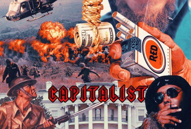 Listen Now: Aaron Cohen - Capitalist (feat. Jarren Benton) [prod. J Hart]