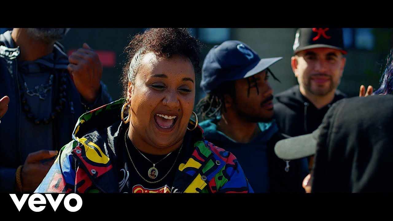 Watch Now: Gifted Gab - PSA [prod. Antwon Vinson]