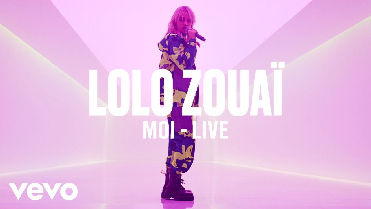 Watch Now: Lolo Zouaï - Moi (Live)