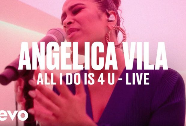 Watch Now: Angelica Vila - More In The Morning x All I Do Is 4 U (Live)