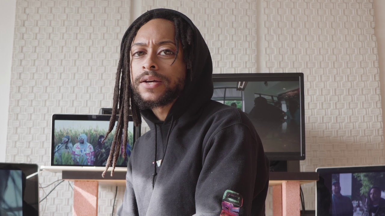 Watch Now: Khary - I forgot to tat my face this morning [prod. Tedd Boyd]