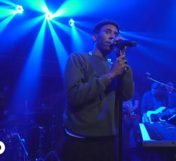 Watch Now: Samm Henshaw - Church (Live)