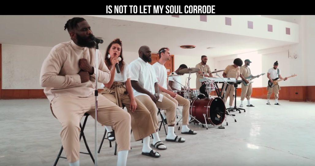 Watch Now: Tobe Nwigwe - Shine (feat. Madeline Edwards, David Michael Wyatt & Luke Whitney) [prod. LaNell Grant] (#theLIVEexperience)