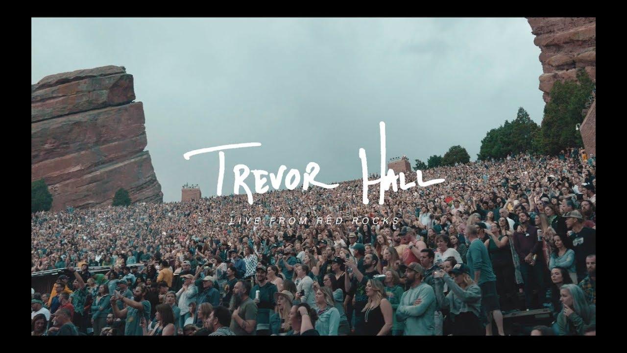 Watch Now: Trevor Hall - Red Rocks Recap