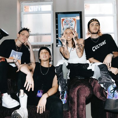 Watch Now: Lauren Sanderson & Chase Atlantic - The Only One (Live)