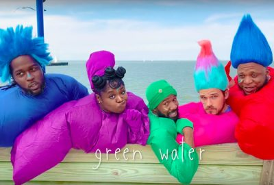 Watch Now: Tank And The Bangas - Hot Air Balloons (feat. Alex Isley)