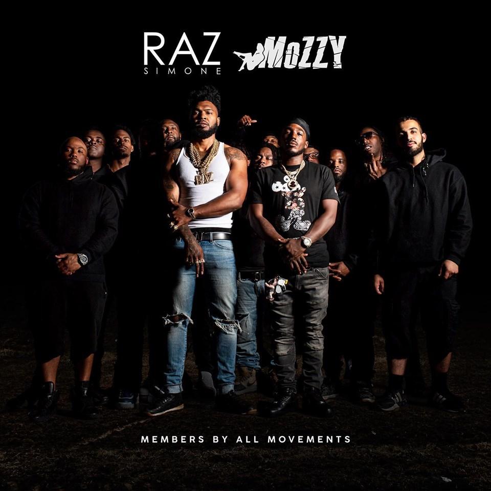 Watch Now: Raz Simone & Mozzy - Give You Time [prod. Anthony Danza]