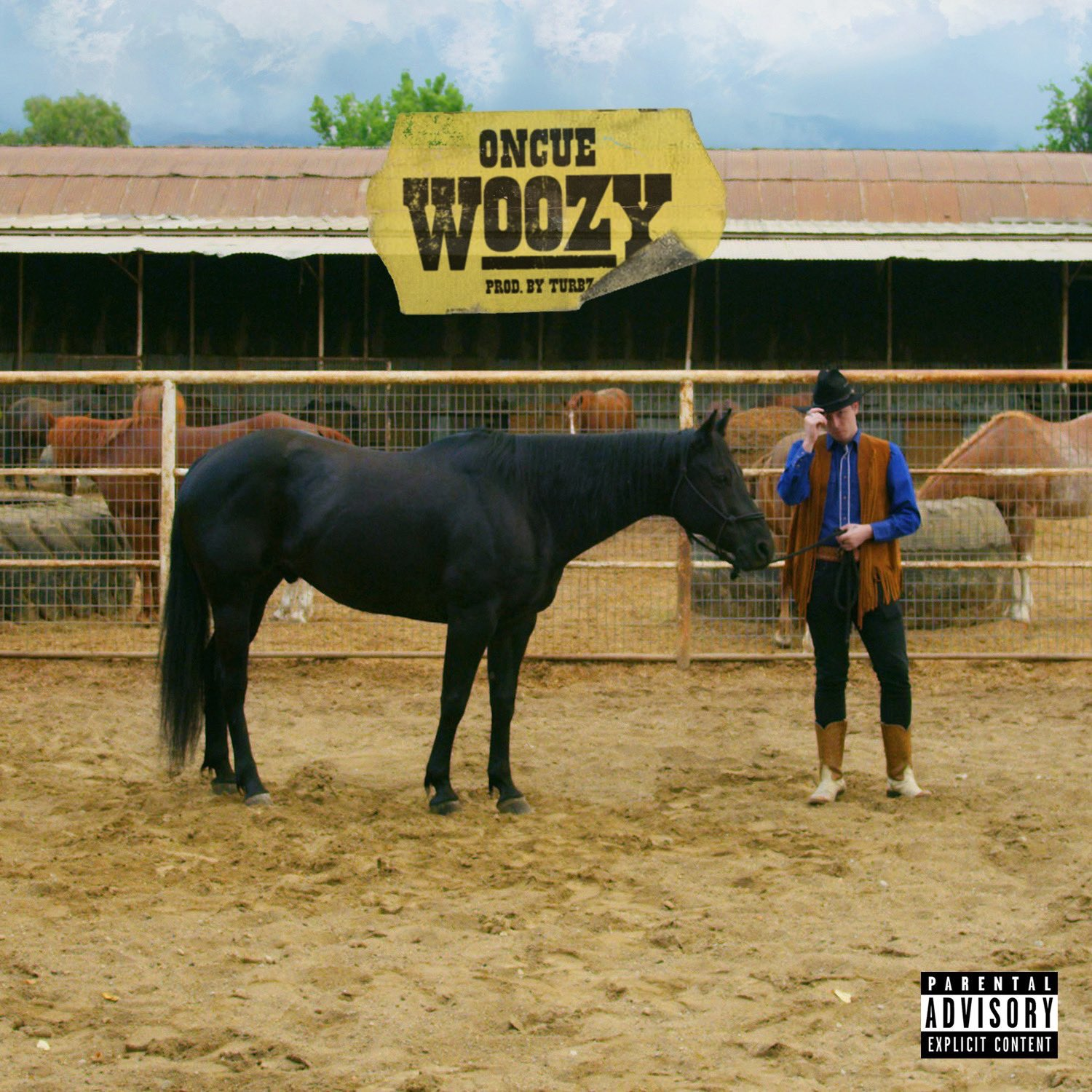 Watch Now: OnCue - Woozy [prod. Turbz]