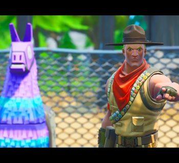 Watch Now: OnCue - Woozy (Fortnite Parody)