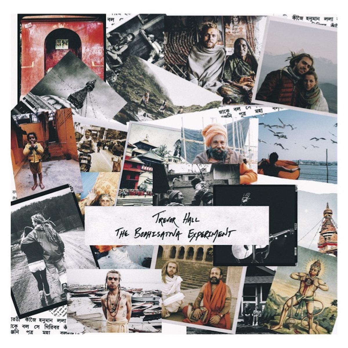 Listen Now: Trevor Hall - Bharat