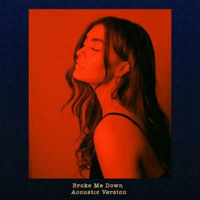 Listen Now: Janine - Broke Me Down (Acoustic)