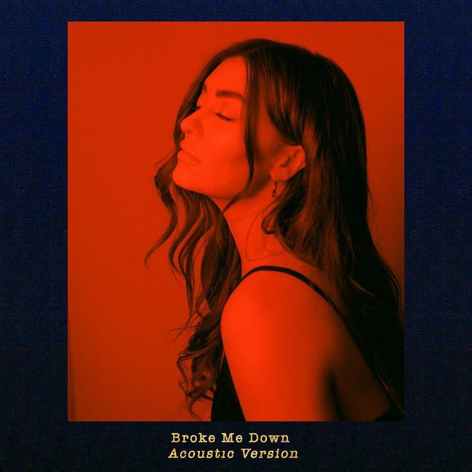 Listen Now: Janine - Broke Me Down (Acoustic)