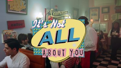 Watch Now: Lawrence - It's Not All About You (Acoustic) (feat. Jon Bellion)