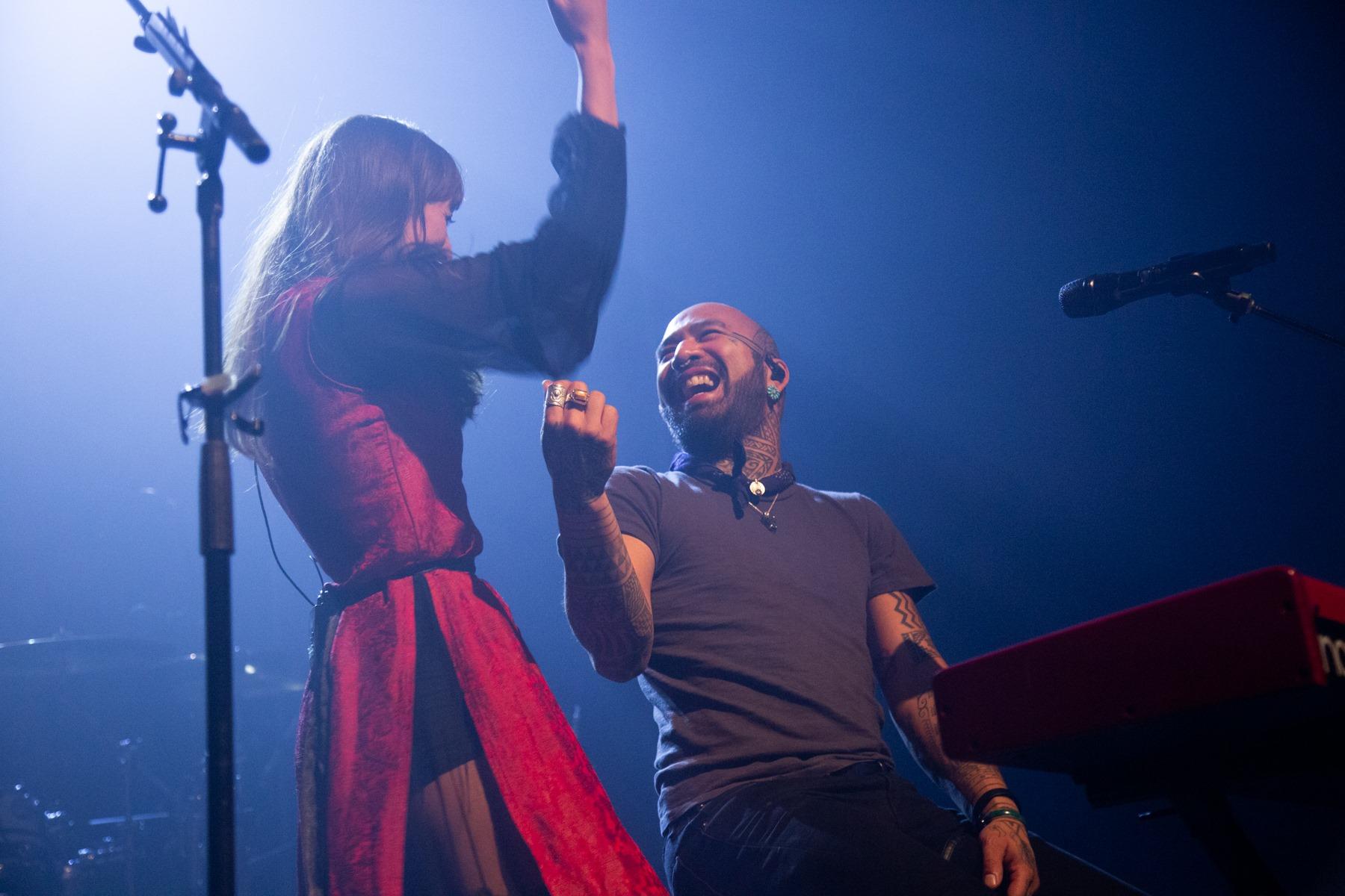 Watch Now: Nahko & Ayla Nereo - Tus Pies (Your Feet) (Live)