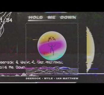 Listen Now: Deerock & Wyle & Ian Matthew - Hold Me Down