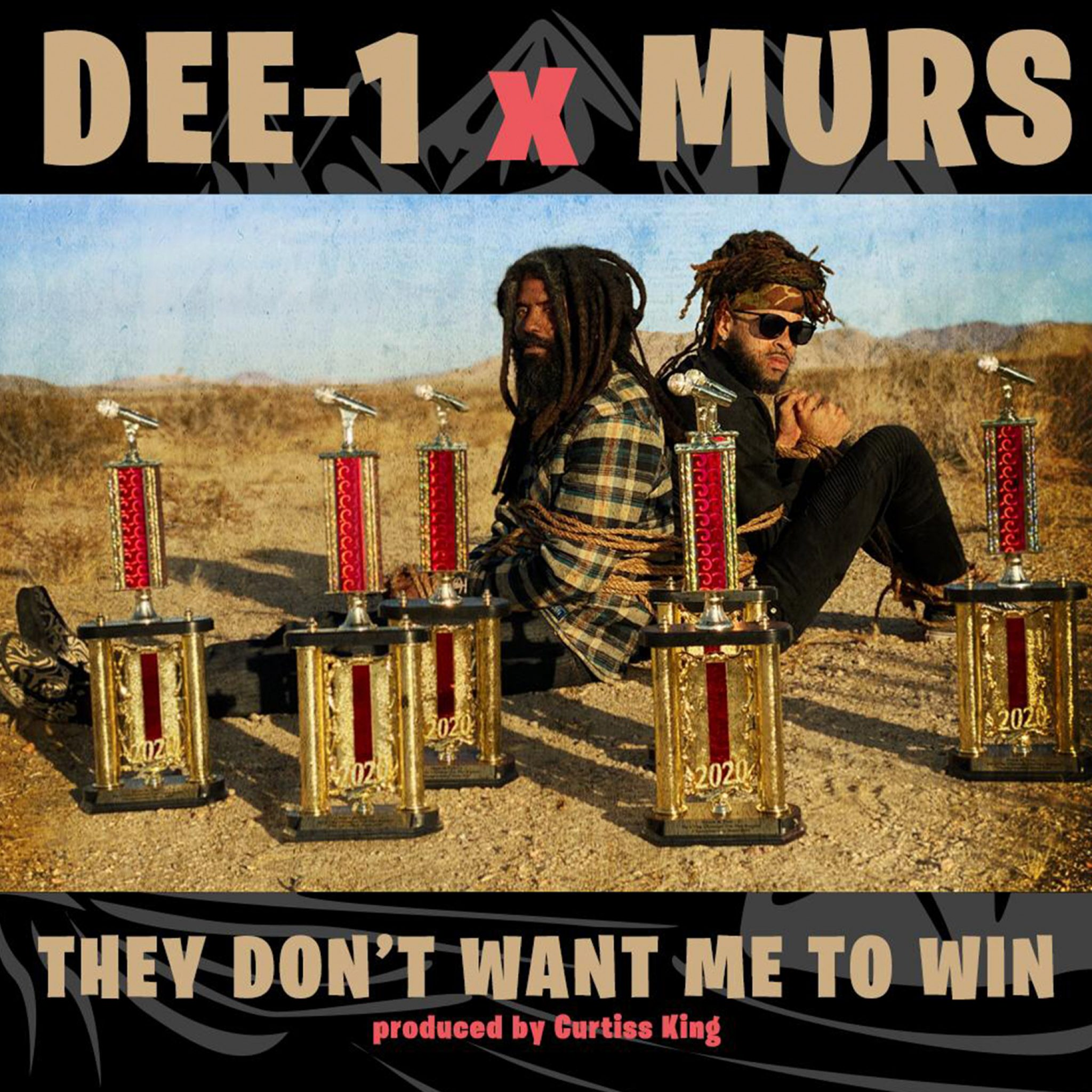 Watch Now: Murs & Dee-1 - They Don't Want Me to Win [prod. Curtiss King]
