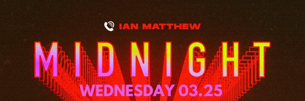 Hxppy Thxxghts Interview: Ian Matthew