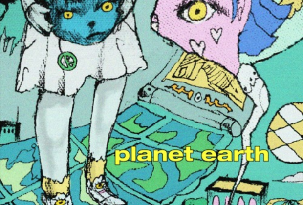 Listen Now: Khary - Planet Earth [prod. Austin Marc]