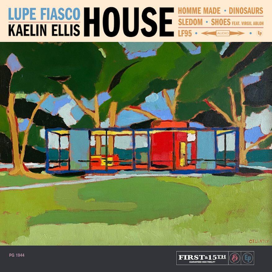 Hxppy Thxxghts on: Lupe Fiasco & Kaelin Ellis - <i>HOUSE</i>