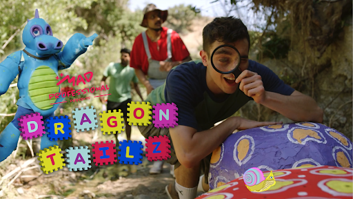 Mad Professional Produces A High-Octane Satirical Hip-Hop Parody 'Dragon Tailz'