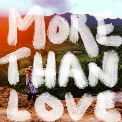 Listen Now: Trevor Hall - More Than Love